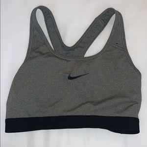 Nike Dri Fit Sports Bra Size M